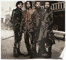Musketeers 4 Poster