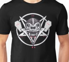 Vampire Cat Unisex T-Shirt