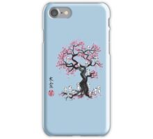 Forest Spirits Sumi-e iPhone Case/Skin