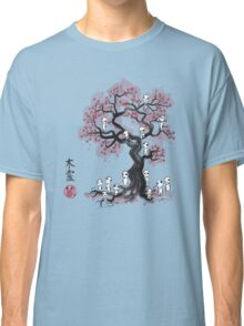 Forest Spirits Sumi-e Classic T-Shirt