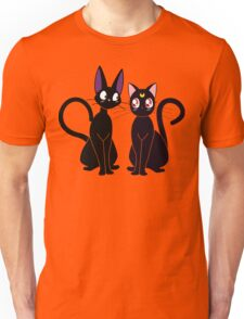 JiJi and Luna Unisex T-Shirt