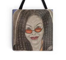 an American comedian, actress, singer,writer, and television host Tote Bag