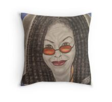an American comedian, actress, singer,writer, and television host Throw Pillow