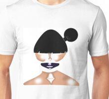 White Wyntr Unisex T-Shirt