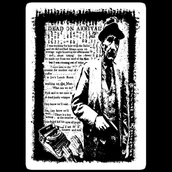 William.S.Burroughs. by brett66