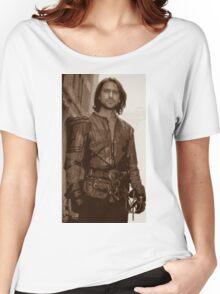 D'Artagnan Women's Relaxed Fit T-Shirt