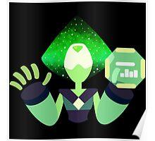 Peridot - Nebula Poster