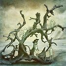 Spirits of the Driftwood by Eric Fan