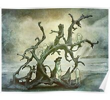Spirits of the Driftwood Poster