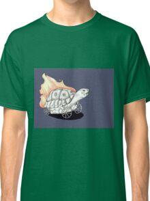 Tortoise on a Mission Classic T-Shirt