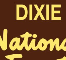 Dixie National Forest Sticker