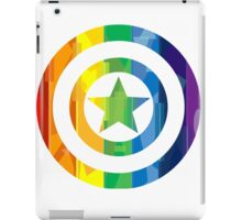 Captain America Pride iPad Case/Skin