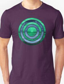 Peacock Sunset Unisex T-Shirt