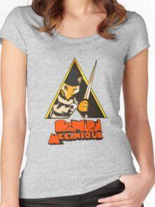 A Clockwork Fox Women's Fitted Scoop T-Shirt