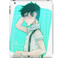 aren't we messy today iPad Case/Skin