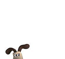 Gromit phone case by spartan9035