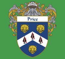 Price Irish Coat of Arms / Price Irish Family Crest Baby Tee