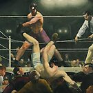 Dempsey and Firpo Boxing - George Bellows by warishellstore