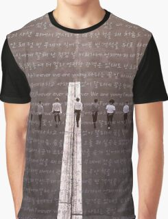 Young Forever - Lyrics Graphic T-Shirt