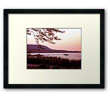 Muskoka Framed Print