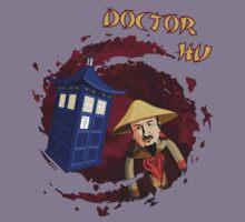 Doctor Hu by Lyubomir Gizdov