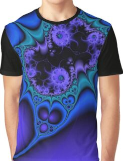 Mystic Indigo Graphic T-Shirt