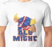 Boku no Hero Academia (My Hero Academia) - All Might Unisex T-Shirt