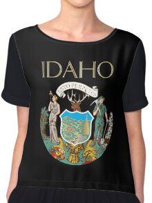 Idaho Chiffon Top