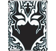 Blue Mask iPad Case/Skin