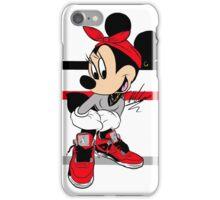 AIR JORDAN MINNIE iPhone Case/Skin