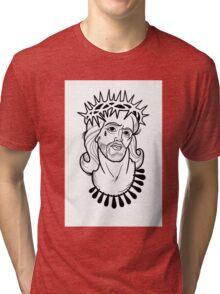 CRISTUS Tri-blend T-Shirt