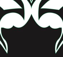 Green Mask Sticker