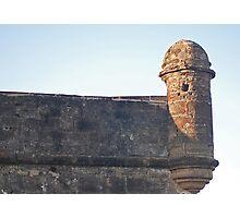 Castillo de San Marcos 08 Photographic Print