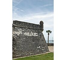 Castillo de San Marcos 13 Photographic Print