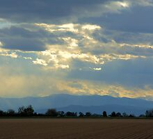 Mountain view Livermore by Brian Persons