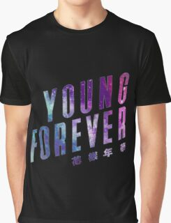 Young Forever Graphic T-Shirt