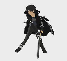 Minimal TV - Sword Art Online by Colourus