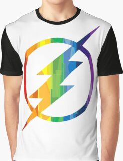 The Flash Pride Graphic T-Shirt