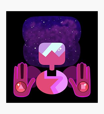 New Garnet - Nebula Photographic Print