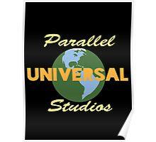 Parallel Universal Studios  Poster