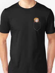 Pocket Honoka Unisex T-Shirt