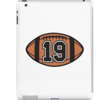 Football 19 iPad Case/Skin