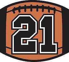Football 21 by TheAtomicSoul