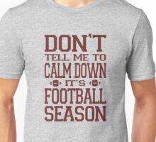 Football Season Unisex T-Shirt