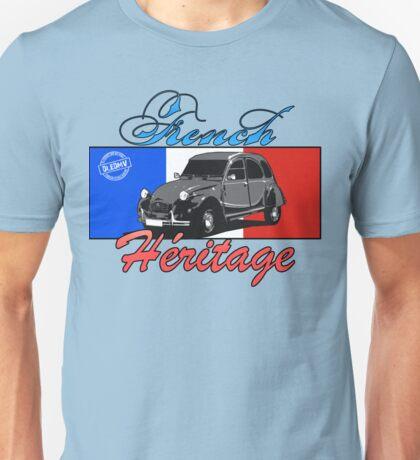 DLEDMV - French Heritage T-Shirt