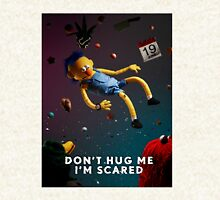 Dont Hug Me Im Scared. Pullover
