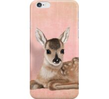 A small fawn iPhone Case/Skin