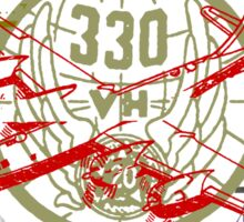 330 BOMB GROUP 1947 Sticker