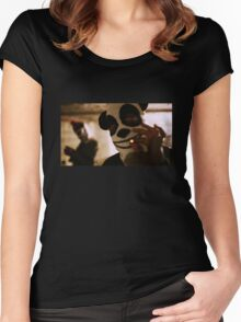 Capital Steez 47 Women's Fitted Scoop T-Shirt