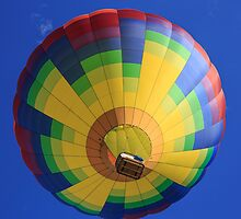 Quechee Vermont Hot Air Balloon Festival 4 by Edward Fielding